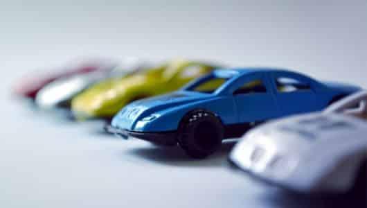Kleur van de auto heeft invloed op de hoogte van de premie