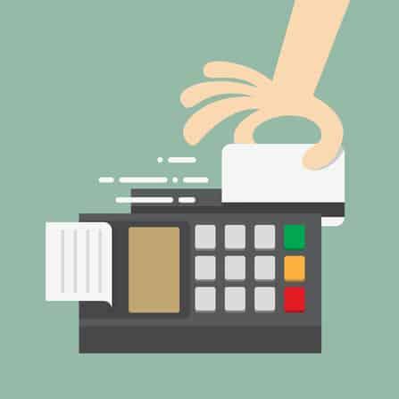 Jongeren gebruiken vaak creditcard van hun ouders