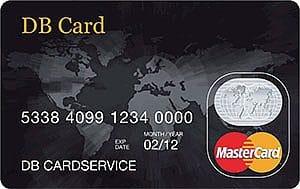 DB Card Mastercard