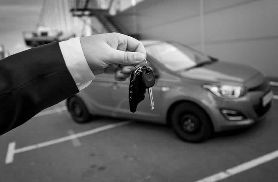 Gestolen auto en de autoverzekering