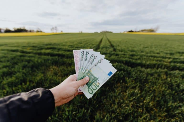 Geld lenen maakt investeerders enthousiast