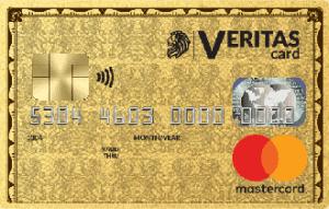 Veritas Prepaid Card